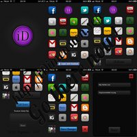 iDimension for Smartphones by xeloader