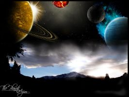 The Planets by Azim