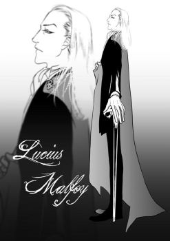 Lucius Malfoy by WuLiao-Yuzi