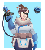 Mei by xDarkSpineSonicx