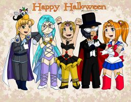 Happy Halloween Maq 041 by Maqqy96