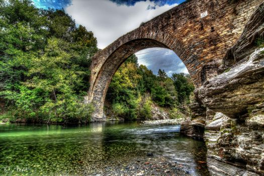 Ponte in Corti by Anto2b