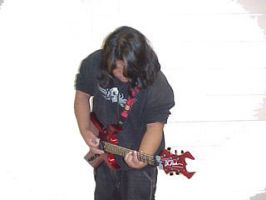 me and my guitar by frumpy