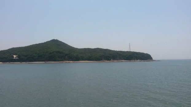Muuido, a South Korean island by ChibiHugs