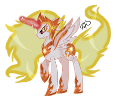 Daybreaker by ThePegasisterPony