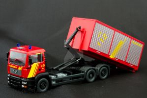 Fire Truck I by RescueWolf