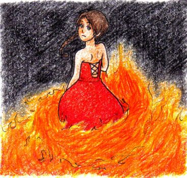 Darlin' Everything's on Fire by OutskirtsOfInsanity