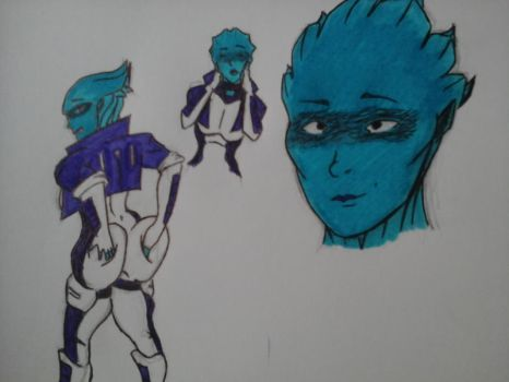What we want peebee to look like by chris137sreborn
