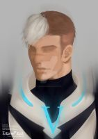 Shiro from Voltron by EroismPro18