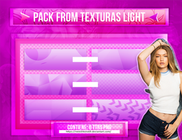 PACK DE TEXTURAS \LIGHT by Neieditions69