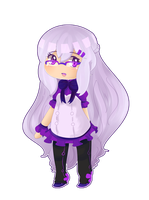 Prize: Stateofdep Shizu by the-electric-mage