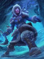 Artio Arctic Seeker Card by texahol