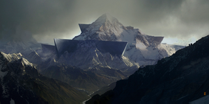 MOUNTAIN_STRONGHOLD by donmalo