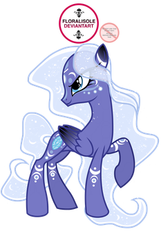 (Matured) Princess Skymist  by Floralisole