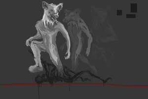#NINvember Day 7 - March Of The Pigs by SingleDeadPixel