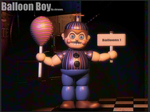 Stylized Balloon Boy RELEASE ! by Chridder