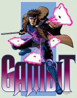 Gambit by 66lightning