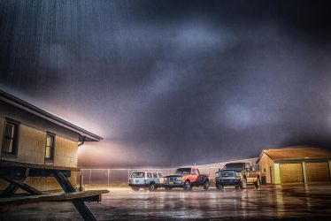 A Drizzle in the Night by ZackMcIntosh