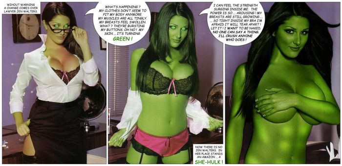 Lucy-Pinder-as-She-Hulk by Freshmutt