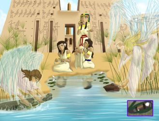 Gift of the Nile by Linake