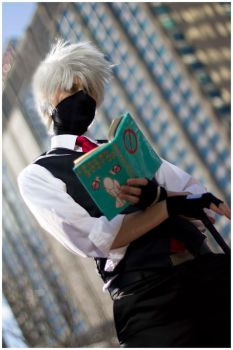 Mr. Hatake by Suki-Cosplay