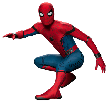 Spider Man: Homecoming (2017) Spidey PNG #4 by williansantos26