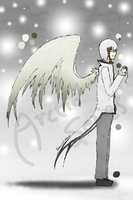 The Snowy Owl [CLOSED] by Rabu-and-Adopts