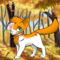 Brightheart(On Avatar Maker) by ShadowTheLeader