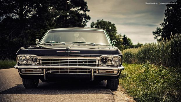 1965 Chevy by AmericanMuscle