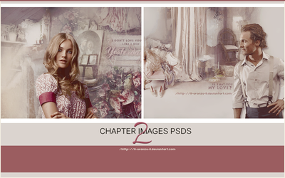 2 Chapter Images PSDs by ll-AranzA-ll