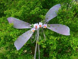 Fab Lilac Dragonfly wings by Twinkleallday