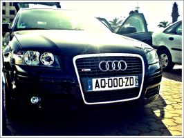 Audi A3 by Aminebjd