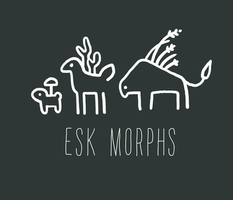 Esk Morphs by witherlings