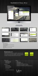VentZer0.11 Theme RC 1.0 by grindKerensky