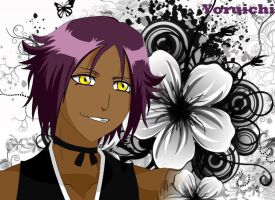Bleach - Yoruichi by cinkoslaw90