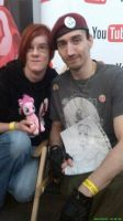 me and Martin Rota by Lali-the-Bunny