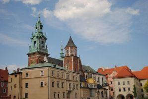 Old City of Krakow by ABDCrochet