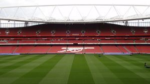 Emirates Stadium - Home of Arsenal Football Club by areev19