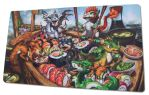The Sushi Rollers Playmat by The-SixthLeafClover