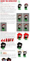 Basic Spriting Tutorial 3: Hair, Horns and Misc. by DeepSeaHorror