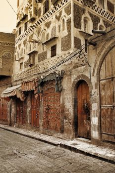 Old Sana'a by lig7t