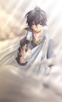 Zeref | FAIRY TAIL [413] by Dragon--anime