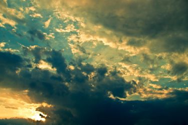 Stock: Clouds From Below 2 by Skybase