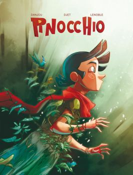 Pinocchio by Djetho