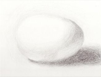 Shading Exercise - Egg 1 by Sindy-Chan