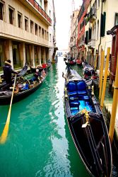 Venice - Canale / February by nagehan