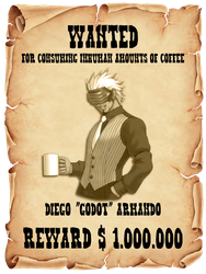 Wanted Poster by Phoenixfirex