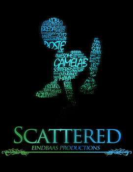 Scattered Poster by BuffetKiller
