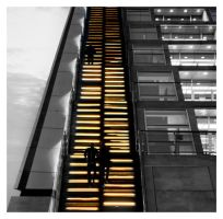 .stairs-pair by f-hobein