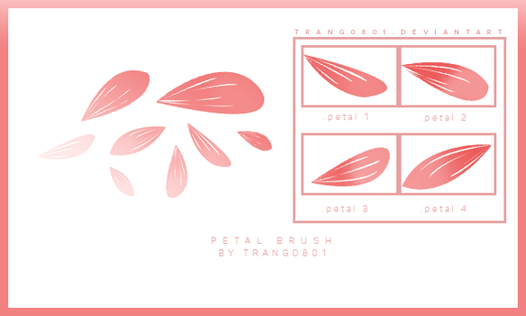 01102016.petal brush - 1 by cattleya by t-cattleya